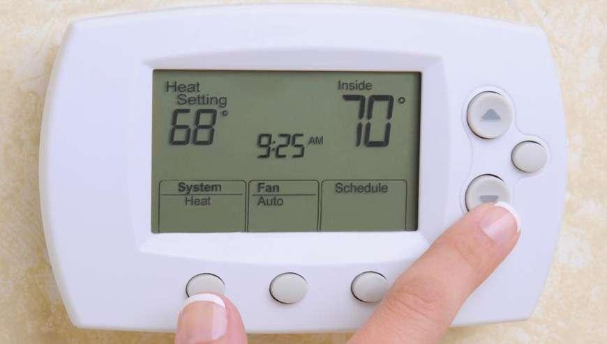 Digital Thermostat Installation