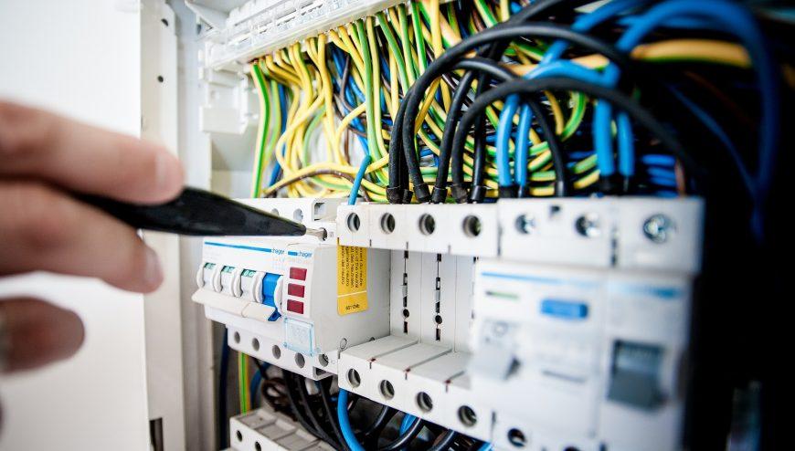 Light switch change service