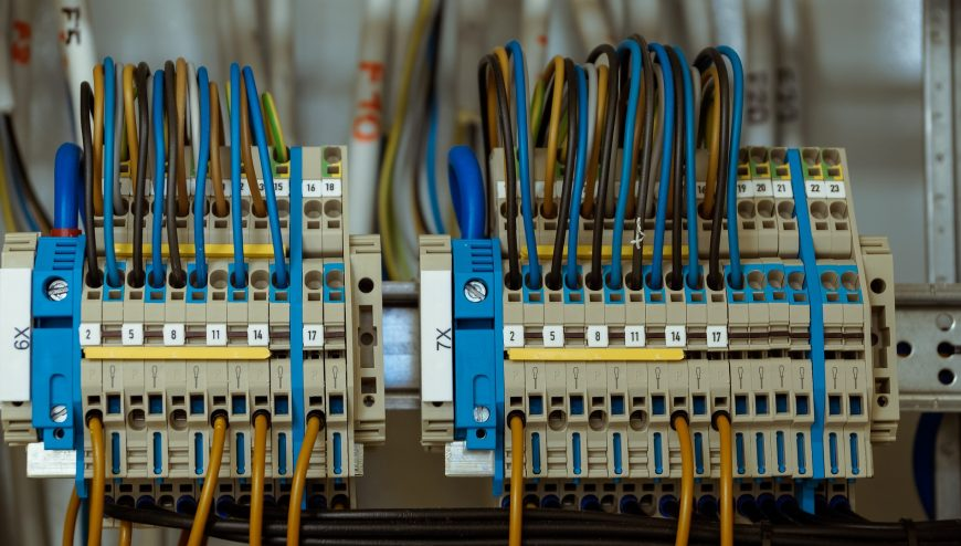 Full and part rewire Service